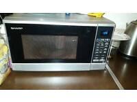 Free Sharp Microwave