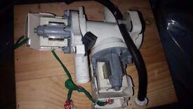 Samsung Eco-Bubble WF0702WKU pump