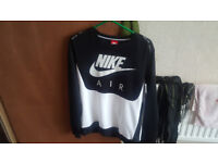 mens nike air sweatshirt