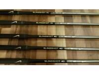 Nike slingshot golf clubs Left handed irons 5,6,8,9,P