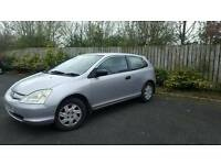 Honda Civic 1.4 Full Year Mot