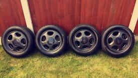 195/60R14 Alloy Wheels