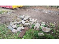 Boulders for free