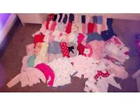Girls first size and 0-3 bundle
