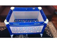 GRACO travel cot in very good condition Pack 'n Play