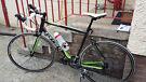 Carrera Vanquish road bike.