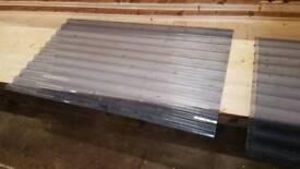 Corrugated Perspex