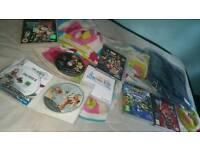 PS3 slim console 120gb with 7 games 2 official wireless dual shock controllers