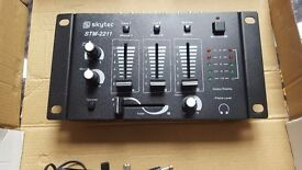 a 4 channel mixing table for sale