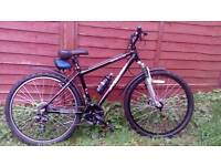 As New ladies mountain bike