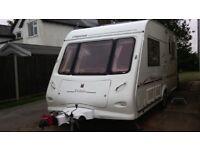 Elddis Odyssey 432 Touring Caravan