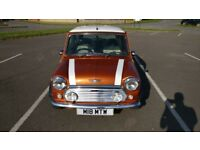 ROVER MINI MPI, lovely clean car and great to drive.
