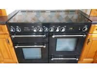 Rangemaster Kitchener 110 oven & hob