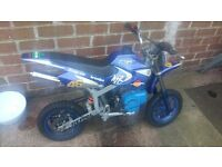 50cc mini moto pitbike pit bike
