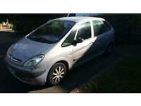 *Only 73k* Citroen Xsara Picasso SX 1.6 Petrol with Witter Tow Bar