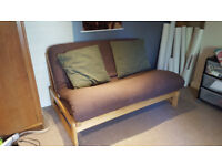 FUTON SOFA BED- Double/2 seater