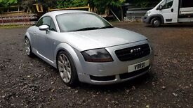 Audi TT 225 - Stanced, Lowered, Modified - Clean Example - Must be Seen! REDUCED!!!!