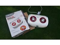 HoMedic Foot Massager with heat