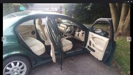 Jaguar X Type one Owner from new