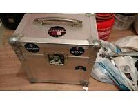 Record box flight case
