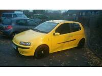 Punto sporting modified swaps or sale