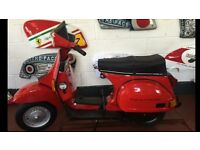 Vespa t5 fully restored ( the best available )
