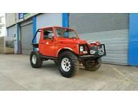 Suzuki sj off roader 4x4