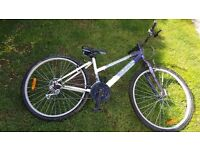 Decathlon mountain bike