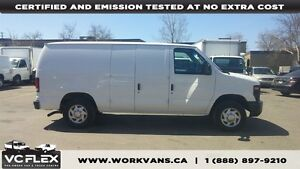 2014 Ford E-250 OFF LEASE - LOW KM - 4.6L V8