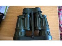 Binoculars Tasco 10 x 50mm lens