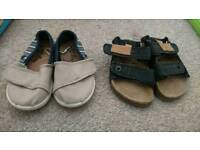 Baby boys next sandals infant size 4