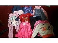 Bundle of girls clothes 3-5