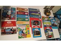 Thomas and friends collection of books