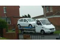 A S TRANSPORT AND RECOVERY SERVICES , NEED A CAR , MEDIUM SIZE VAN , MOTORBIKE