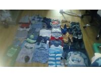 Baby boy clothes 6-9months bundle in great condition pick up Armadale