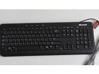 Microsoft wired desktop 600 Key board Only