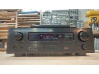 Used, Denon DRA-700AEDAB Stereo DAB Receiver with remote control for sale  Brighton, East Sussex