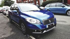 Suzuki SX4 S-Cross 1.6 Petrol, Sat Nav, Camera, Bluetooth