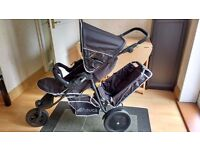 Easy-Push Double Buggy (Excellent Condition)