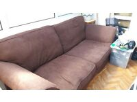 Large 3 Seater Sofa - Reduced