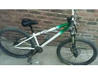 Mongoose jump bike
