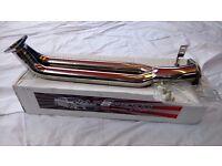 NISSAN SKYLINE R33 GTST STAINLESS STEEL EXHAUST DOWNPIPE