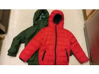 Kids coat 4 years