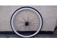 700c Single speed / Fixie Wheelset