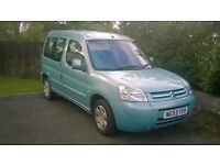 BARGAIN Low MILES Owned FROM NEW !!!- ONE OWNER Citroen Belingo Five seats