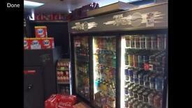Pepsi fridge