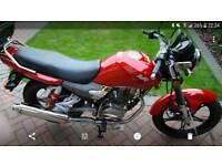Motorbike 125 Moto Roma Sk125