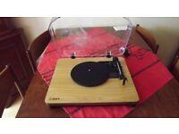 ION Classic LP Turntable-Wood