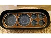 Ford Escort Mk1 Clocks