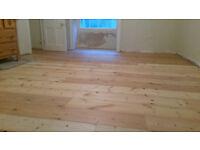 floor sanding / carpentry / joinery